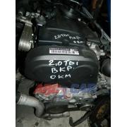 Motor NOU VW Passat B6 2.0 TDI 2006 cod motor: BKP
