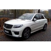 Mercedes ML W166 2012-In prezent