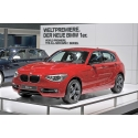 BMW Seria 1 F20 2011-in prezent
